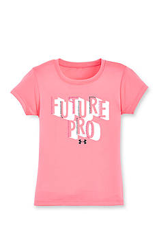 Under Armour 'Future Pro' Graphic Top Girls 4-6x