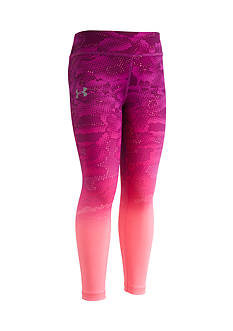 Under Armour Gradient Night View Leggings Girls 4-6x