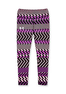 Under Armour Zig Zag Leggings Girls 4-6x