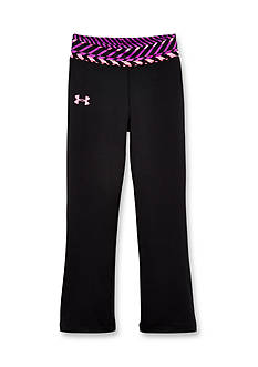 Under Armour Zig Zag Yoga Pants Girls 4-6x