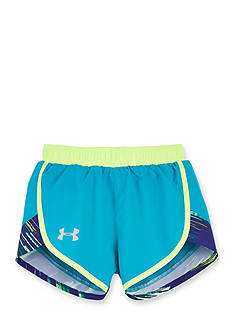 Under Armour Fast Lane Running Shorts Girls 4-6x
