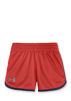 Under Armour Mesh Shorts Girls 4-6x