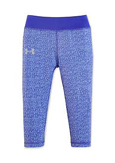 Under Armour Wordmark Capri Leggings Girls 4-6x