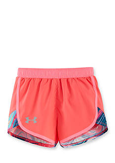 Under Armour Tides Fast Lane Shorts Girls 4-6x