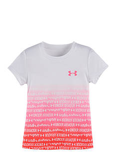 Under Armour Ombre Tee Girls 4-6x