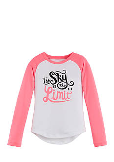 Under Armour Sky Limit Tee Girls 4-6x