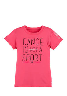 Under Armour Dance Sport Tee Girls 4-6x