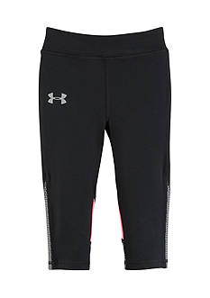 Under Armour Finale Crop Capri Girls 4-6x