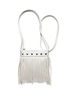 Capelli New York Fringe Crossbody Bag