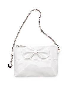 Capelli New York Shoulder Bag With Bow