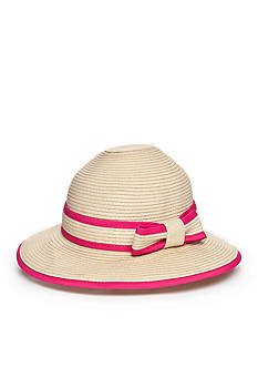Capelli New York Floppy Hat With Bow Girls 4-16