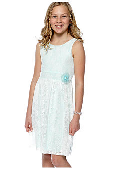 Speechless Lace Dress Girls 7-16