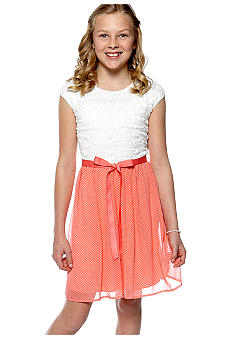 Speechless Lace Dress Girls Girls 7-16