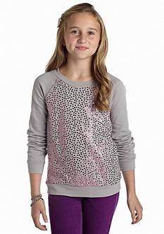 Speechless Sequin Sweatshirt Girls 7-16