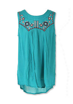 Speechless Embroidered High Low Top Girls 7-16