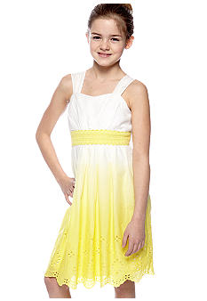 Speechless Dip Dye Dress Girls 7-16