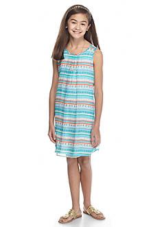 Speechless Multi-Stripe Necklace Dress Girls 7-16