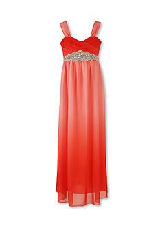 Speechless Maxi Social Dress Girls 7-16