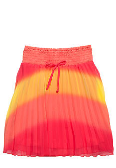 Speechless Ombre Chiffon Pleated Skirt Girls 7-16
