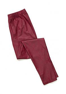Speechless Faux Leather Leggings Girls 7-16