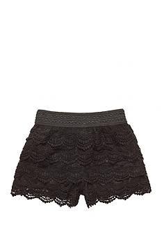 My Michelle Crochet Shorts Girls 7-16