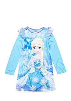 Disney Frozen Elsa Nightgown Girls 4-16