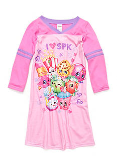 Shopkins™ Long Sleeve Character Nightgown Girls 4-16