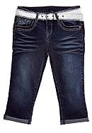 Imperial Star Cropped Lace Belted Jean Girls 7-16
