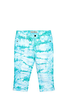 Imperial Star Tye Dye Crops Girls 7-16
