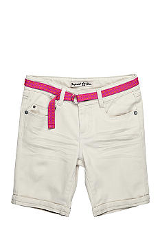 Imperial Star Colored Bermuda Short Girls 7-16