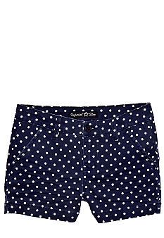 Imperial Star Color Dot Short Girls 7-16