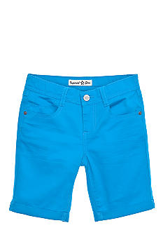 Imperial Star Neon Bermuda Short Girls 7-16