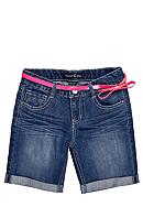 Imperial Star Glitter Bermuda Short Girls 7-16