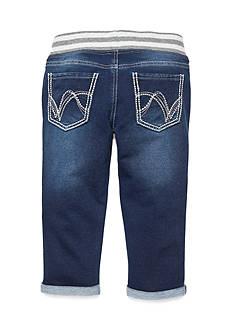 Imperial Star Knit Capri Pants Girls 7-16