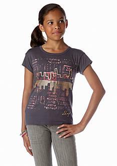 DKNY Skyline Tee Girls 7-16