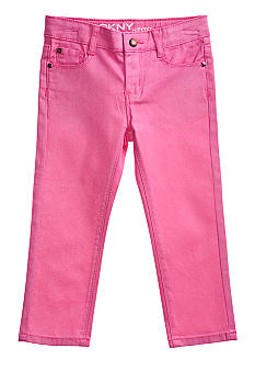 DKNY Carrie Jean Girls 4-6X