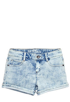 DKNY Hipster Denim Short Girls 7-16