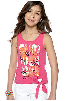 DKNY Summer Love Tie Tank Girls 7-16