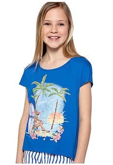 DKNY Super Love Tee Girls 7-16