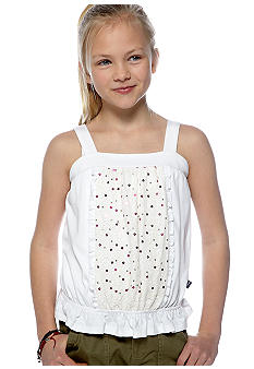 DKNY Sequin Crochet Tank Girls 7-16