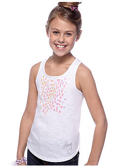 DKNY Sea Sparkle Tank Girls 7-16