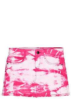DKNY Tie-Dye Mini Skirt Girls 7-16