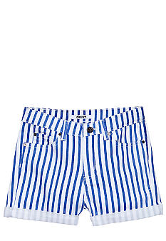 DKNY Sea Stripe Short Girls 7-16