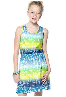 DKNY Island Lace Dress Girls 7-16
