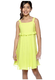 DKNY Island Day Dress Girls 7-16