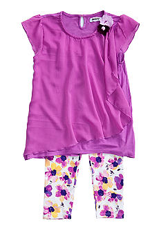 DKNY Orchid Set Girls 4-6X