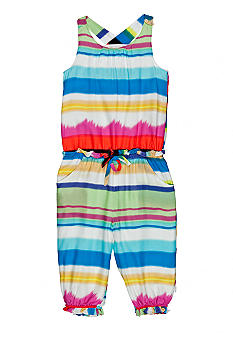 DKNY Sunrise Romper Girls 4-6X