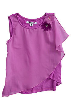DKNY Orchid Top Girls 4-6X