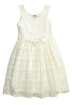 DKNY Kathryn Lace Dress Girls 7-16