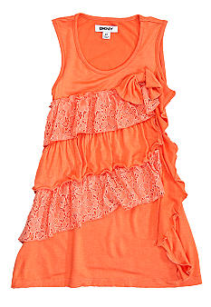 DKNY Darlene Dress Girls 4-6X